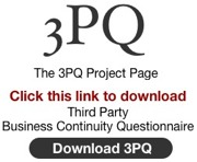 3PQ Business Continuity in the Supply Chain Project Page