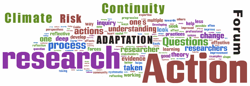 Continuity Forum Climate Risk Adaption Survey 2013