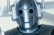 Not that kind of Cyberman - I mean the Information Security sort