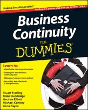 Dummies Guide to Business Continuity