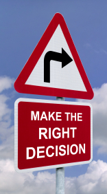 Crisis Management is about making the right decisions effectively